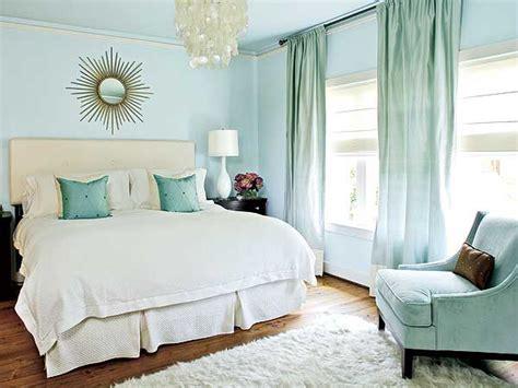 Stylish Blue Color Schemes For Bedrooms Interiorholiccom