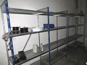 Regal Für Garage : metallregal lastregal 4m regal f r keller garage 400x200x50cm b ware sonstiges 10036052 ~ Markanthonyermac.com Haus und Dekorationen