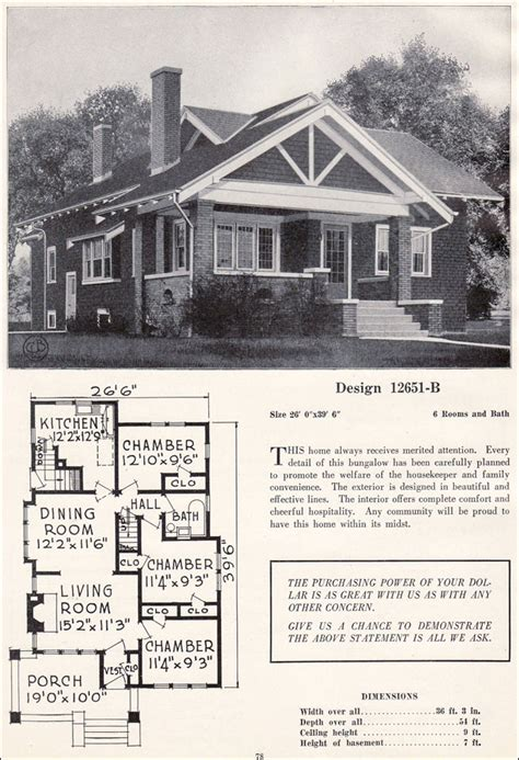 craftsman style architecture 1920 craftsman bungalow style house plans vintage bungalow house
