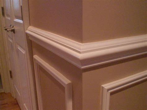 Painting Paneling With Chair Rail, Painting, Free Engine