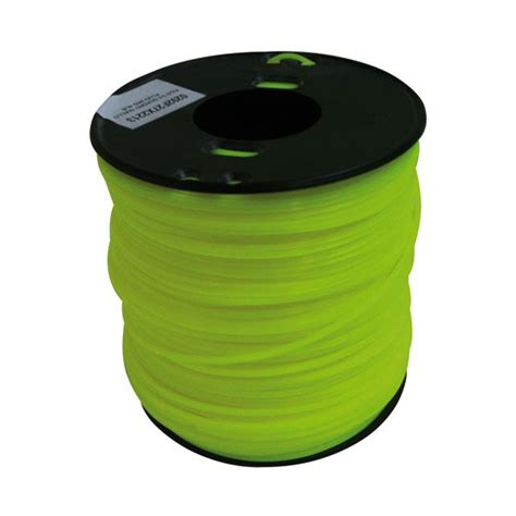 fil rond pour coupe bordure d 1 6mmx100m 510 b1 6 lystra isolation home boulevard