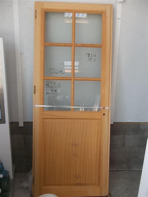 awesome porte bois vitree interieure 13 portes interieur bois porte int 195 169 rieur fin de