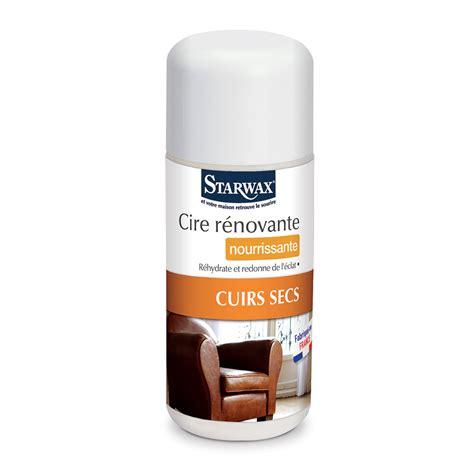 cire r 233 novante nourrissante pour cuirs secs starwax produits d entretien maison