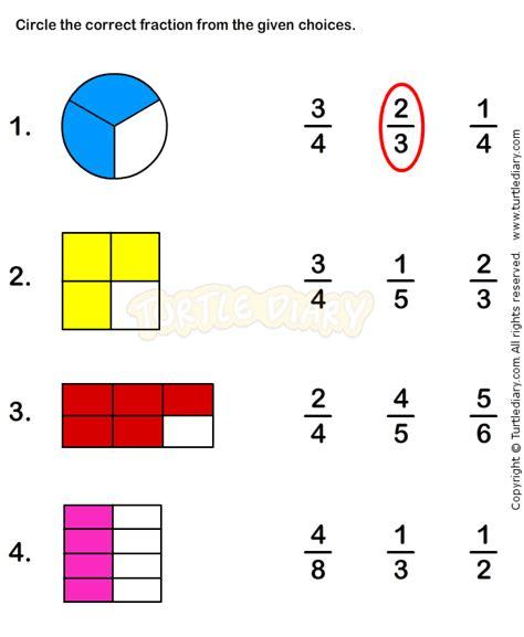 Fractions Worksheet 3  Math Worksheets  Grade1 Worksheets  Fractions Worksheets Pinterest