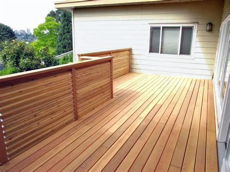 cedar decking cedar deck installation vancouver arbutus sundecks