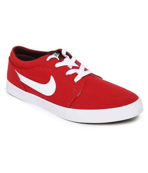 Nike Sneakers Red Casual Shoes  Buy Nike Sneakers Red