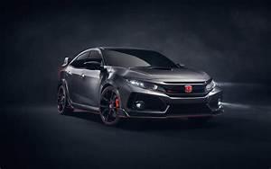 2017 Honda Civic Type R Black Car Wallpapers - New HD ...