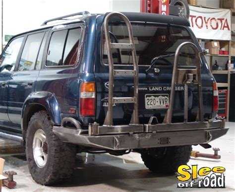 Slee Fj80 by New Slee Rear Bumper Ih8mud Forum