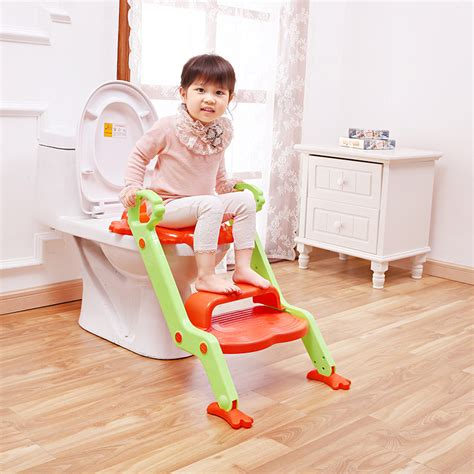 large size children toilet seats folding potty chair baby closestool seats stinkpot baby
