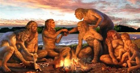 Image result for images early homo sapiens community