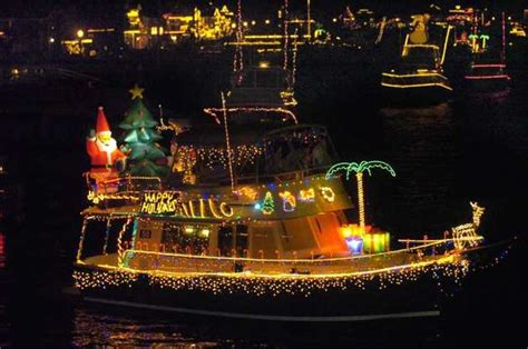 Boat Lights Georgia by Southern Mamas 187 Blog Archive 187 Holiday Boat Parade Of