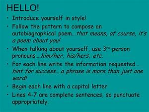 HELLO! Introduce yourself in style! - ppt video online ...