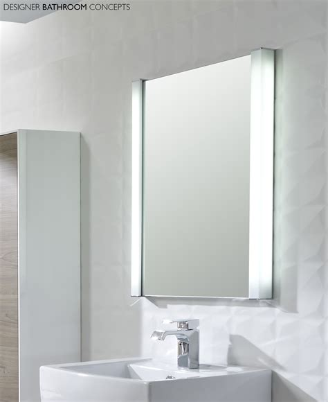Lighted Bathroom Mirrors Wall by Led Exquisite Illuminated Small Mirror In November 2017