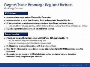 FirstEnergy Corp 2017 Q4 - Results - Earnings Call Slides ...