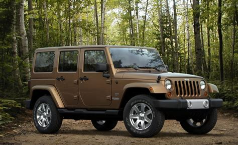 2011 Jeep Wrangler 70th Anniversary Edition
