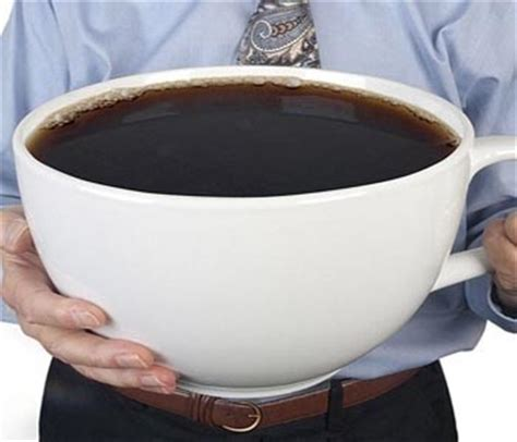 On Line Gadgets: Gadget Life eShop: World's Largest Coffee Cup: World's Largest Coffee Cup