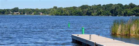 Boat Launch White Bear Lake by Vadnais Snail Lakes Regional Park Ramsey County