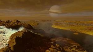 Saturn's Largest Moon Titan Might Be Home To Non-Water ...