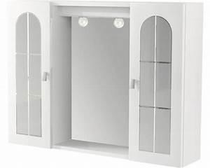 Spiegelschrank Weiß Holz : spiegelschrank roma 2 t wei 80x60 cm bei hornbach kaufen ~ Markanthonyermac.com Haus und Dekorationen