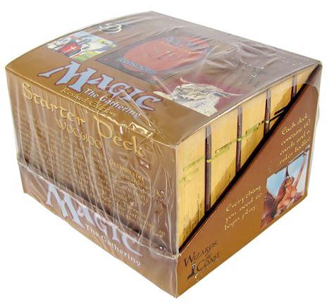 magic the gathering 3rd edition revised tournament starter box da card world