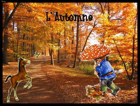 bonjour l automne