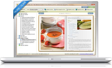 logiciel recette cuisine table de lit a roulettes