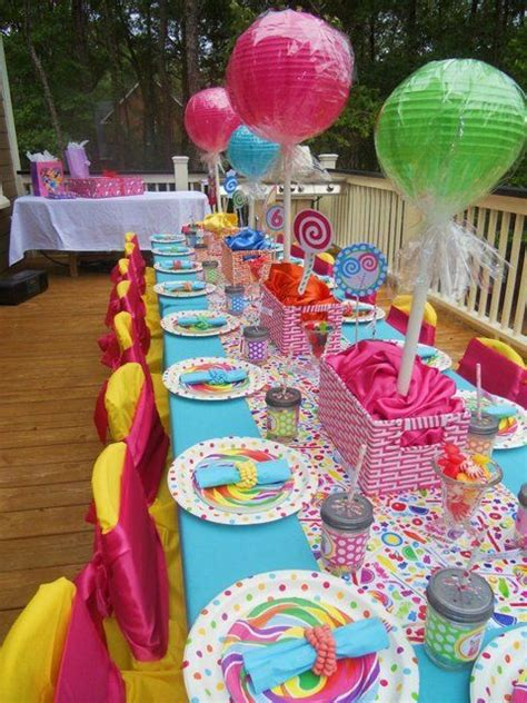Best 25+ Candy Theme Centerpieces Ideas On Pinterest