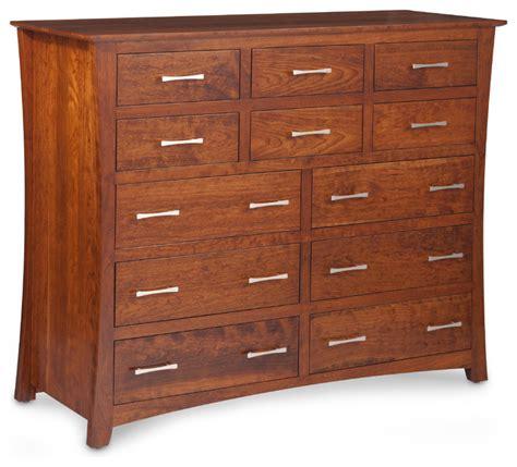 Loft 12Drawer Bureau  Modern  Dressers  dallas by