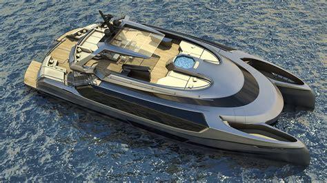 Mega Catamaran Sailing Yachts by The Ego Catamaran Mega Yacht Is A Boat Lover S Dream The