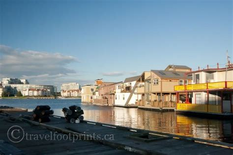 House Boat Victoria by Fishermans Wharf House Boats In Victoria British Columbia