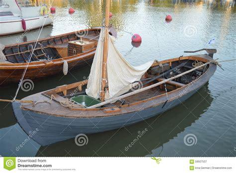Sailing Boat Retro by Vintage Boat Stock Photo Image 59507537