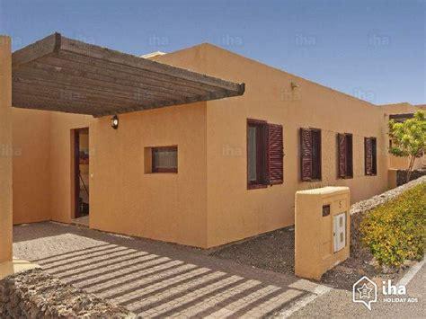 Huis Te Huur Fuerteventura by Villa Te Huur Op Een Perceel In Corralejo Iha 54690