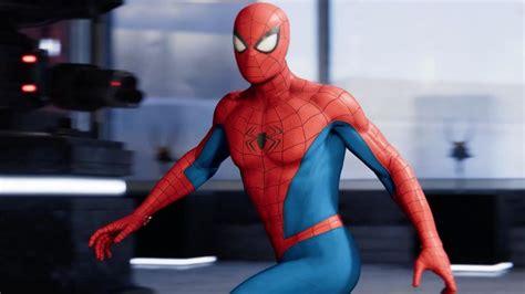 Spider-man Ps4 Suit Mod List