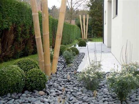 comment am 233 nager un jardin zen le bambou plante vivace et buis