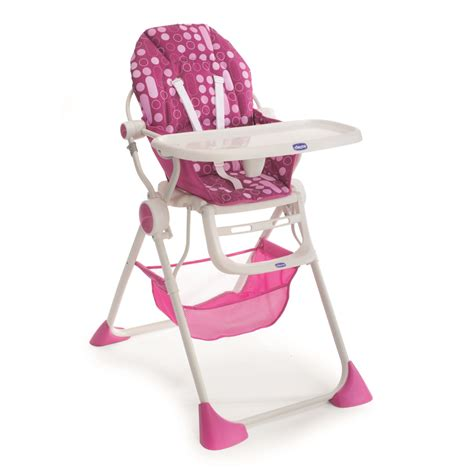 Chicco Highchair Pocket Lunch 2015 Miss Pink  Buy At