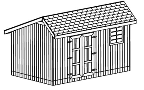 saltbox shed plans 12x16 12x12 custom gable roof garden shed plans outbuilding