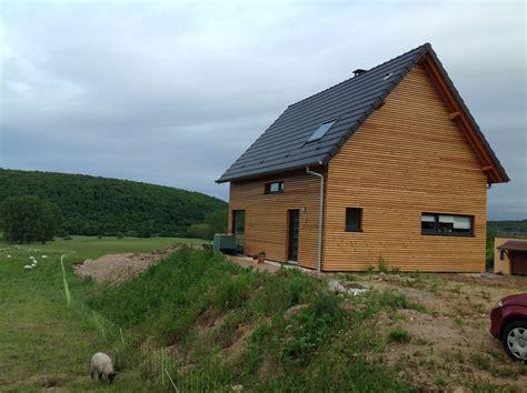 abt construction bois maison 224 ossature bois avec garage