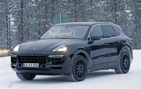 2018 Porsche Cayenne  Picture 669165  Car Review @ Top Speed