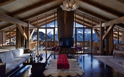 luxury ski chalet chalet truffe blanche verbier switzerland switzerland firefly collection