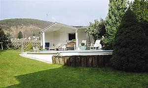 Stahlwandpool In Erde Einlassen : gartenschwimmbad in rekordzeit pool magazin ~ Markanthonyermac.com Haus und Dekorationen