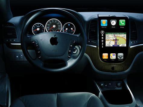 apple wil touchscreen dashboard in de auto nieuws data news be