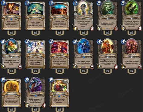 deck geddon strat hearthstone heroes of warcraft