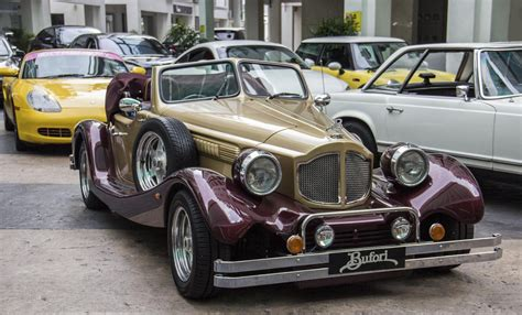 Antique Car : Vintage Wedding Car Rental Malaysia