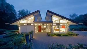 Haus Bungalow Modern : luxus bungalow von huf haus modern barrierefrei einzigartig huf haus ~ Markanthonyermac.com Haus und Dekorationen