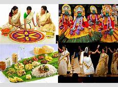 Onam Kerala Harvest Festival