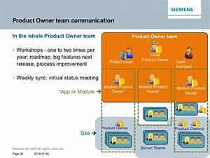 Distributed Product Owner Team for an Agile Medical ...