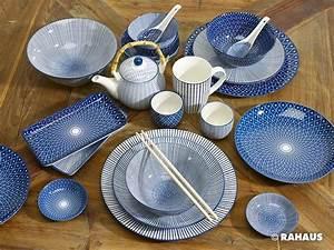 Geschirr Blau Weiß : geschirr blau wei my blog ~ Markanthonyermac.com Haus und Dekorationen