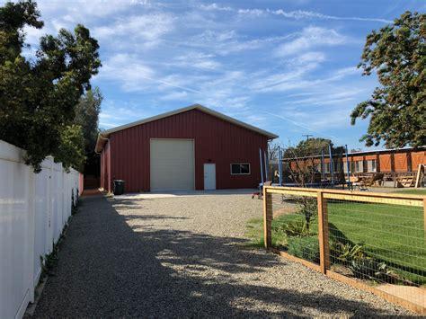 Preengineered Garage In Newport Beach, Ca  Pascal Steel