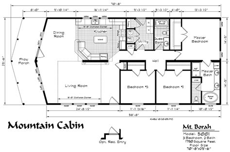 the harmony mountain cottage house plans floor plan mountain cabin model floor plan kit homebuilders west