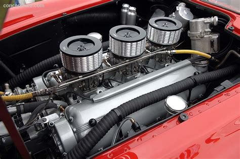 1955 Ferrari 375 Mm Speciale Image Chassis Number 0472am